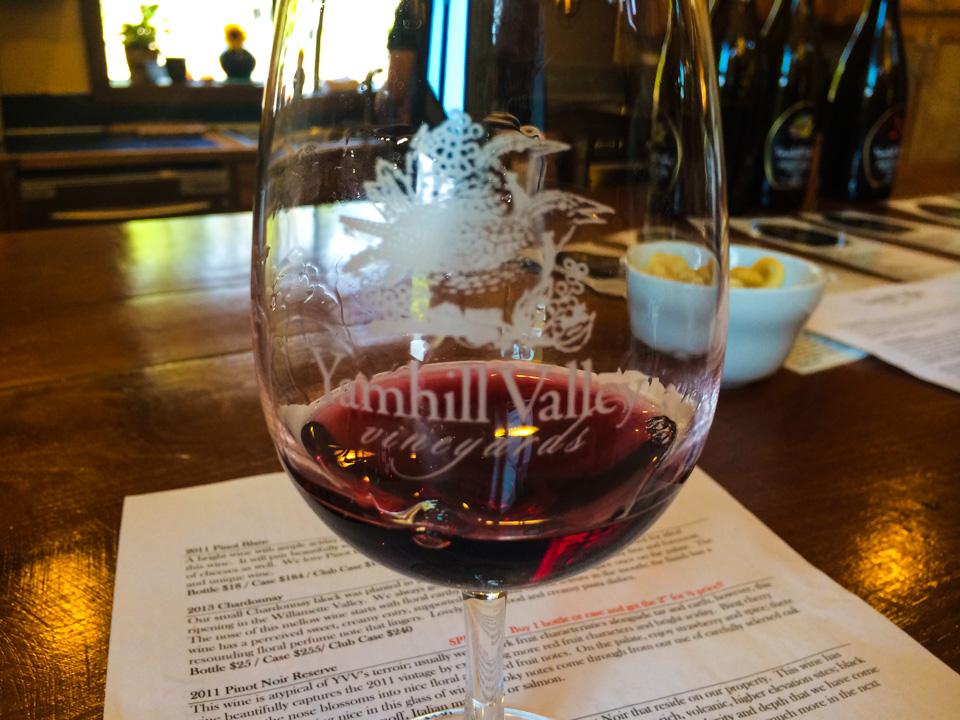 Yamhill Valley Vineyards